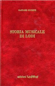 Storia musicale di Lodi