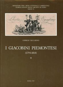 Lpgcsostenible.es I giacobini piemontesi (1794-1814) Image