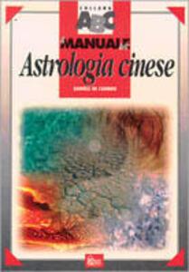Libro Il manuale dell'astrologia cinese Danièle de Caumon