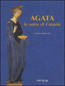 Agata. La santa di Catania - Vittorio Peri - copertina