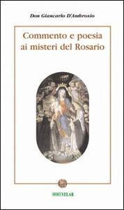 Commento e poesia ai misteri del rosario