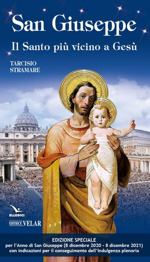 San Giuseppe. Il Santo più vicino a Gesù