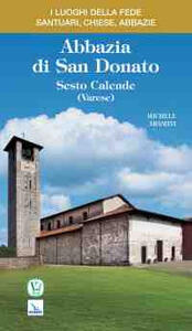 Abbazia di San Donato. Sesto Calende (Varese)