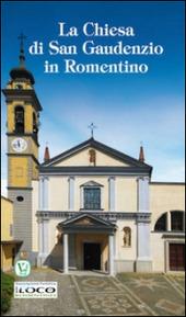 La Chiesa di San Gaudenzio in Romentino