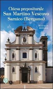 Chiesa prepositurale San Martino vescovo. Sarnico (Bergamo)