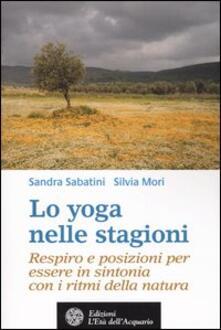 Listadelpopolo.it Lo yoga nelle stagioni. Respiro e posizioni per essere in sintonia con i ritmi della natura Image