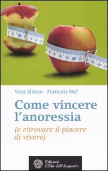 Aboutschuster.de Come vincere l'anoressia (e ritrovare il piacere di vivere) Image