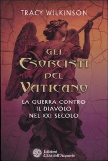 Radiospeed.it Gli esorcisti del Vaticano. La guerra contro il diavolo nel XXI secolo Image