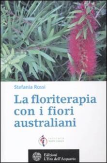Antondemarirreguera.es La floriterapia oltre Bach. I fiori australiani. Vol. 2 Image