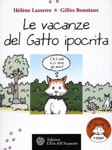 Filippodegasperi.it Le vacanze del gatto ipocrita Image