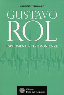 Fondazionesergioperlamusica.it Gustavo Rol. Esperimenti e testimonianze Image