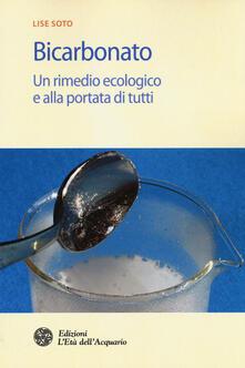 Amatigota.it Bicarbonato. Un rimedio ecologico e alla portata di tutti Image