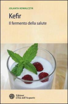 Ristorantezintonio.it Kefir. Il fermento della salute Image