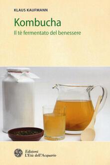 Listadelpopolo.it Kombucha. Il tè fermentato del benessere Image