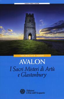 Ipabsantonioabatetrino.it Avalon. I sacri misteri di Artù e Glastonbury Image