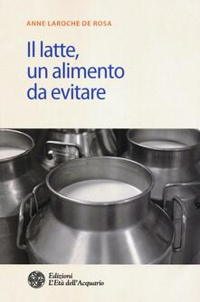 Camfeed.it Il latte, un alimento da evitare Image