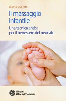 Winniearcher.com Il massaggio infantile. Una tecnica antica per il benessere del neonato Image