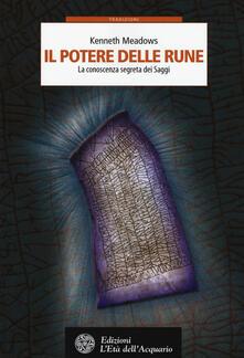 Voluntariadobaleares2014.es Il potere delle rune. La conoscenza segreta dei saggi Image
