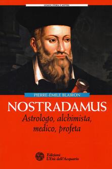 Winniearcher.com Nostradamus. Astrologo, alchimista, medico, profeta Image