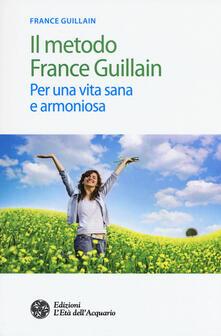 Daddyswing.es Il metodo France Guillain. Per una vita sana e armoniosa Image