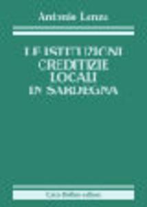 Le istituzioni creditizie l...