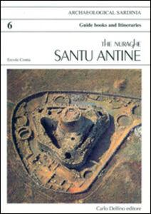 Il nuraghe di Santu Antine. Ediz. inglese