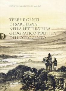 Terre e genti di Sardegna nella letteratura geografico-politica dell'800