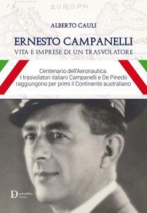 Ernesto Campanelli. L'ala destra di De Pinedo