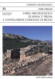 Area archeologica di Janna e Pruna