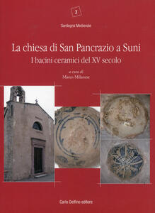Chiesa di San Pancrazio a Suni