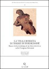 La villa romana di Torre di Pordenone. Tracce della residenza di un ricco dominus nella Cisalpina Orientale