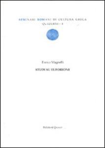 Studi su Euforione