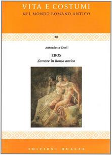 Osteriacasadimare.it Eros. L'amore in Roma antica Image