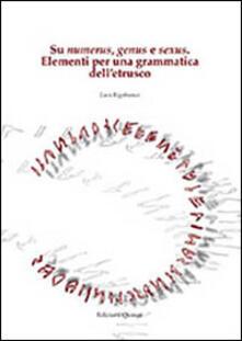 Winniearcher.com Su numerus, genus e sexus. Elementi per una grammatica dell'etrusco Image