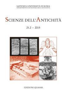 Scienze dell'antichità 21-1-2015. Le lamine d'oro a cinquant'anni dalla scoperta. Dati archeologici su Pyrgi nell'epoca di Thefarie Velianas...