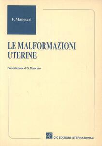 Le malformazioni uterine