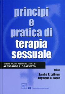 Principi e pratica di terapia sessuale