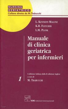 Atomicabionda-ilfilm.it Manuale di clinica geriatrica per infermieri Image