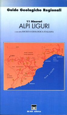 Criticalwinenotav.it Guida geologica. Vol. 2: 11 itinerari. Alpi liguri. Image