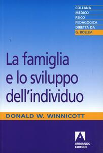 La famiglia e lo sviluppo dell'individuo