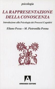La rappresentazione della conoscenza. Introduzione alla psicologia dei processi cognitivi.pdf