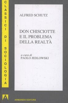 Criticalwinenotav.it Don Chisciotte e il problema della realtà Image