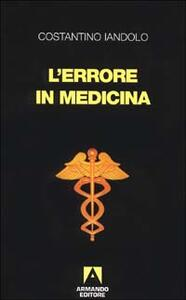 L' errore in medicina