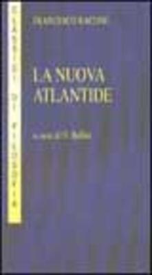 Squillogame.it La nuova Atlantide. Opera incompleta scritta dal right honourable lord Francesco Verulamio, visconte di St. Albous Image
