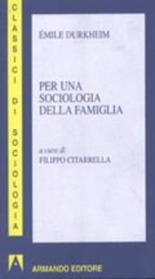 Vastese1902.it Per una sociologia della famiglia Image