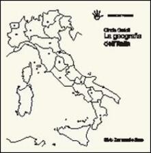 La geografia dell'Italia - Cinzia Gurioli - copertina