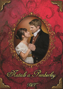 Natale a Pemberley - Regency & Victorian - copertina