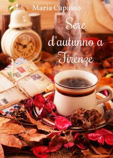 Antondemarirreguera.es Sere d'autunno a Firenze. Un cuore per capello Image