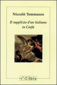 Il supplizio d'un italiano in Corfù
