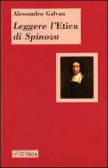 Voluntariadobaleares2014.es Leggere l'«Etica» di Spinoza Image